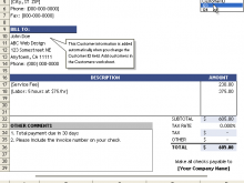 17 Online Invoice Format For Consultancy Services Templates with Invoice Format For Consultancy Services