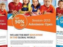 17 Report Education Flyer Templates Maker with Education Flyer Templates