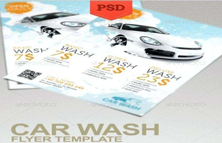 17 The Best Car Wash Fundraiser Flyer Template Word in Word by Car Wash Fundraiser Flyer Template Word