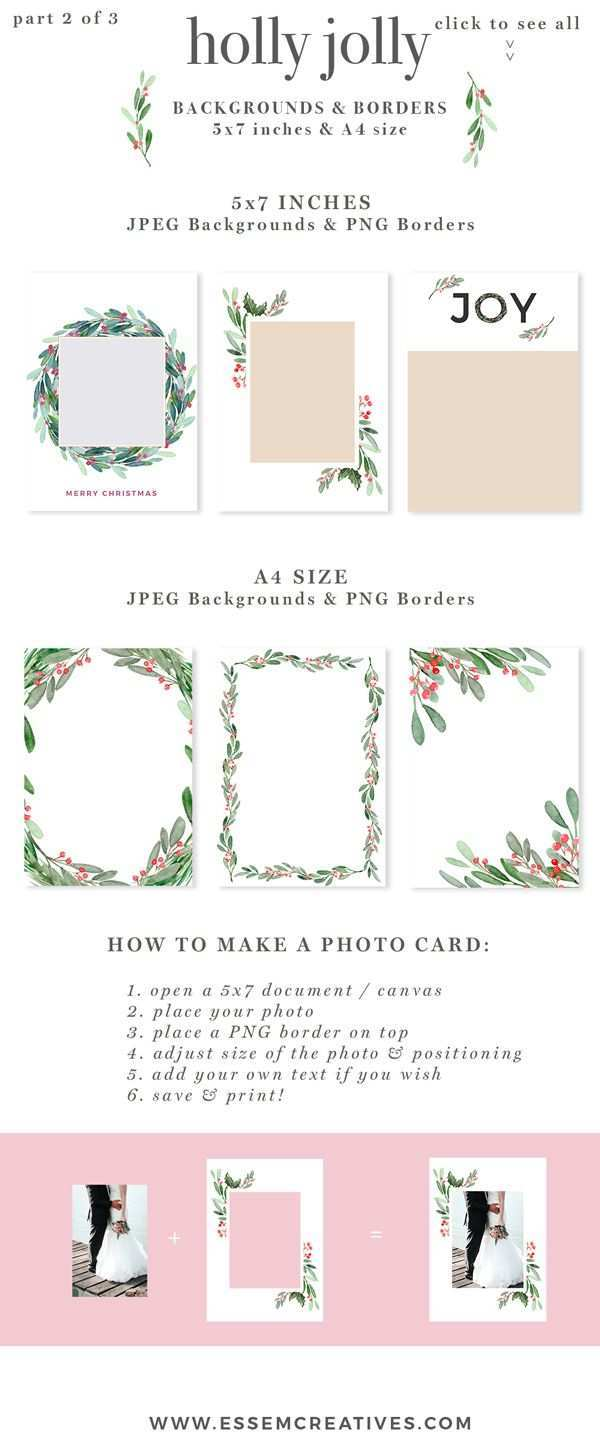 17 Visiting Christmas Card Template A4 Formating with Christmas Card Template A4