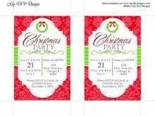 Free Holiday Flyer Templates Word
