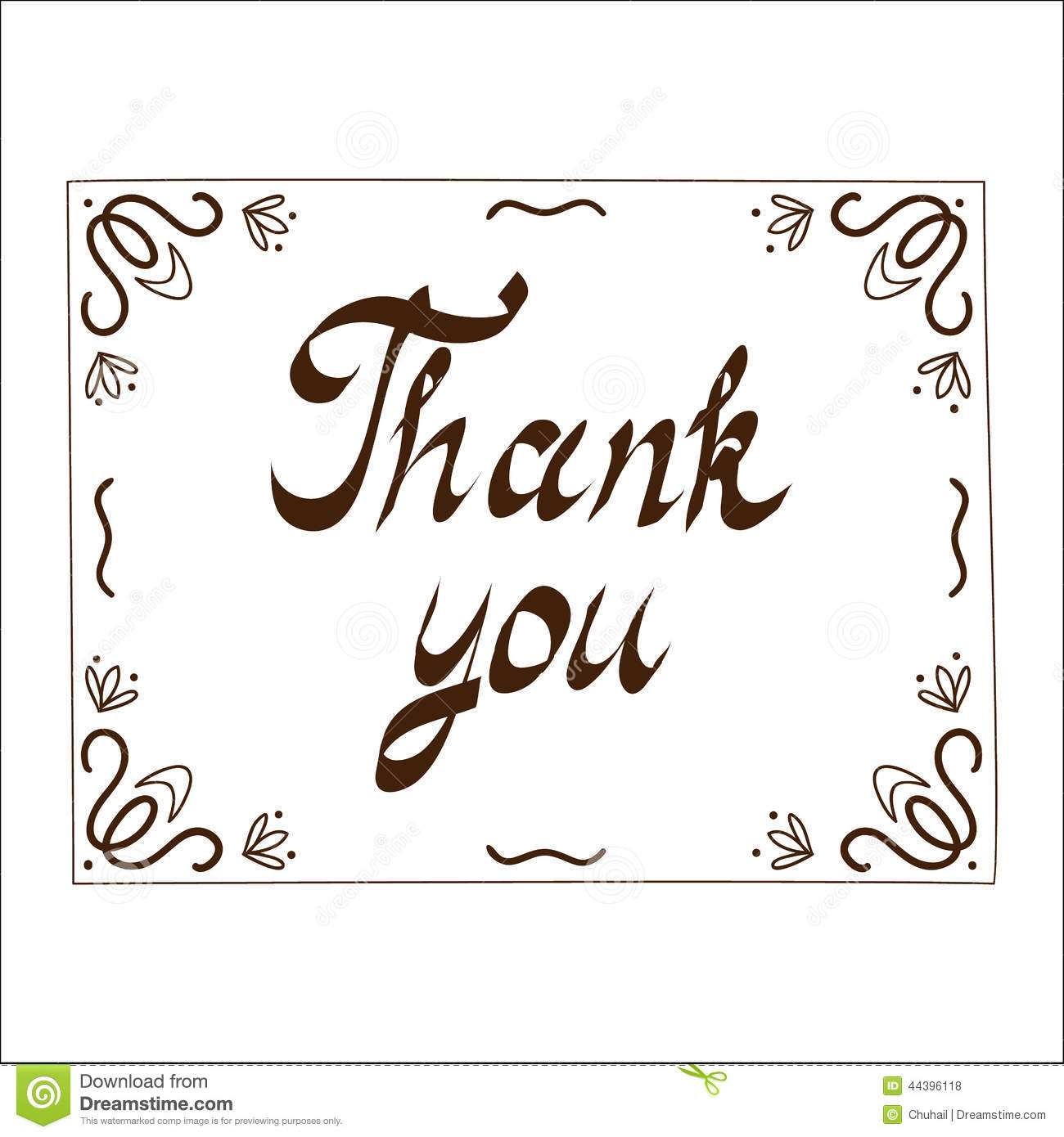 17 Visiting Free Thank You Card Templates To Download in Photoshop for Free Thank You Card Templates To Download