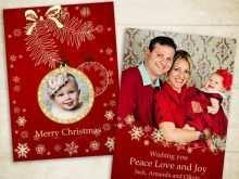 18 Adding Christmas Card Template Photographer Layouts for Christmas Card Template Photographer