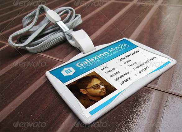 Student Id Card Template Psd Free Download - Cards Design ...