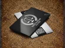 Visiting Card Design Online For Lawyers