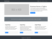 18 Business Card Template Bootstrap for Ms Word by Business Card Template Bootstrap