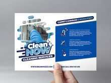 18 Create Cleaning Service Flyer Template For Free by Cleaning Service Flyer Template