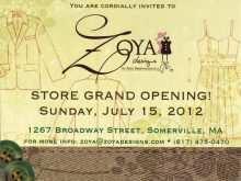 18 Creating Invitation Card Sample Shop Opening Photo with Invitation Card Sample Shop Opening
