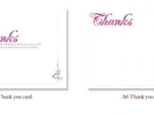 18 Creating Thank You Card Templates Printable Layouts for Thank You Card Templates Printable