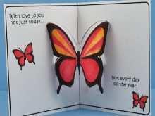 18 Creative Pop Up Card Butterfly Tutorial Formating with Pop Up Card Butterfly Tutorial