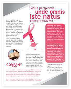 18 Format Breast Cancer Flyer Template Download for Breast Cancer Flyer Template
