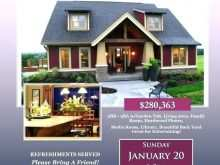 Free House For Sale Flyer Templates