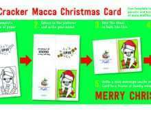 18 How To Create Christmas Cracker Card Template in Photoshop for Christmas Cracker Card Template