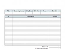 18 How To Create Kerala Vat Invoice Format PSD File with Kerala Vat Invoice Format