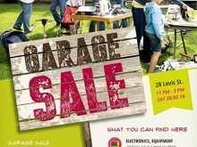 18 Online Garage Sale Flyer Template by Garage Sale Flyer Template