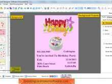 18 Printable Birthday Card Maker Software Templates for Birthday Card Maker Software