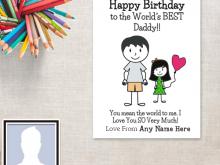 18 Printable Birthday Card Template Daughter Formating with Birthday Card Template Daughter