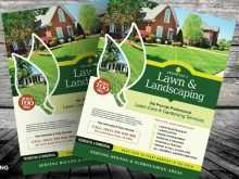 18 Printable Free Lawn Mowing Flyer Template PSD File by Free Lawn Mowing Flyer Template