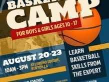 18 The Best Basketball Game Flyer Template Maker for Basketball Game Flyer Template