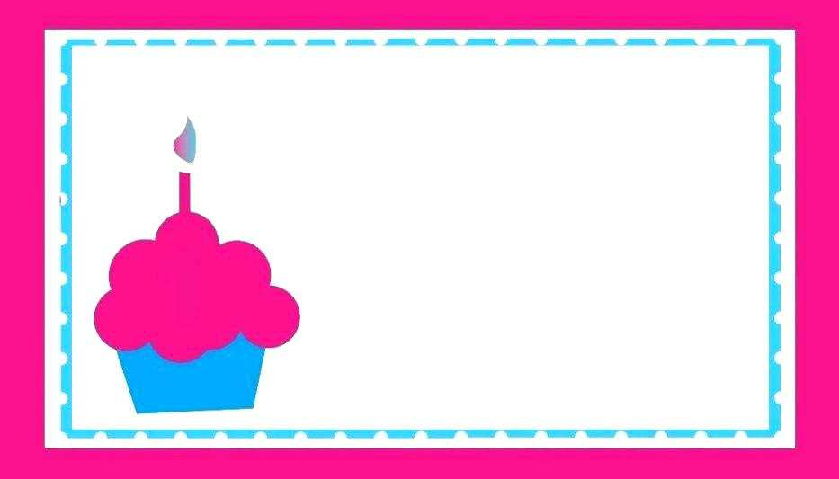 18 The Best Birthday Card Template Printable Girl Photo with Birthday Card Template Printable Girl