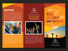 18 The Best Church Flyer Template Free Download Templates by Church Flyer Template Free Download