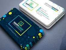 Visiting Card Design Online Order