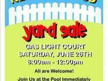 18 Visiting Garage Sale Flyer Template in Word by Garage Sale Flyer Template