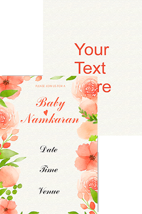18 Visiting Namkaran Invitation Card Format In Hindi Formating with Namkaran Invitation Card Format In Hindi
