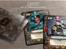 19 Adding Card Game Template Psd Formating for Card Game Template Psd