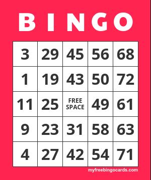 19 Best Bingo Card Template 5X5 Templates for Bingo Card Template 5X5