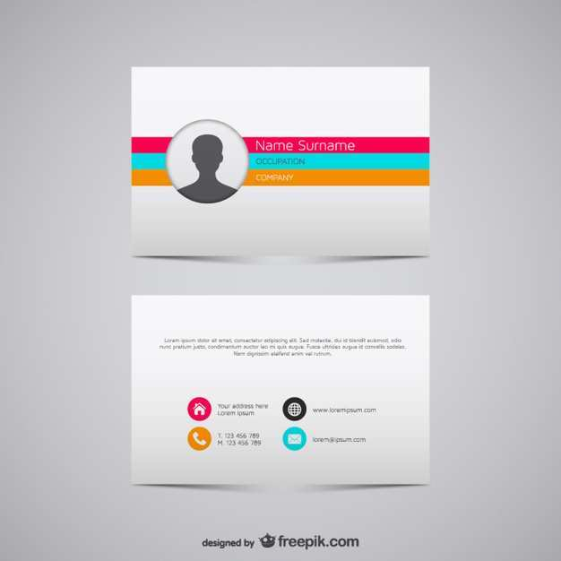 19 Business Card Template Illustrator Vector Free in Word by Business Card Template Illustrator Vector Free
