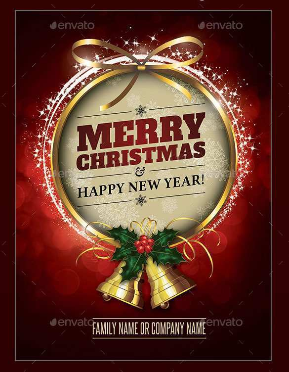 19 Create Christmas Card Template In Word Formating by Christmas Card Template In Word