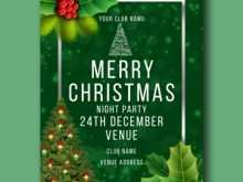 19 Create Christmas Party Flyer Template Free Now by Christmas Party Flyer Template Free