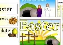 19 Creating Easter Card Templates Sparklebox With Stunning Design with Easter Card Templates Sparklebox