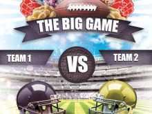 19 Creating Football Flyers Templates Maker by Football Flyers Templates