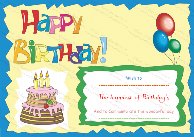 19 Creative Birthday Gift Card Template Word Templates By Birthday Gift Card Template Word Cards Design Templates