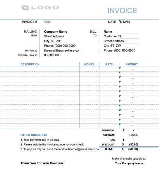 19 Creative Free Hourly Invoice Template Word Templates For Free Hourly Invoice Template Word Cards Design Templates