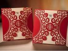 19 Format Chinese Wedding Card Templates Free Download for Ms Word with Chinese Wedding Card Templates Free Download