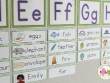 19 Format Name Card Template For Kindergarten in Word by Name Card Template For Kindergarten