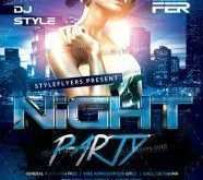 19 Format Party Flyer Free Template Now for Party Flyer Free Template