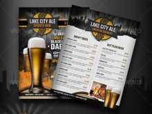 19 Free Printable Bar Flyer Templates Free Maker by Bar Flyer Templates Free