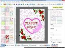 19 Free Printable Birthday Card Maker Software Layouts with Birthday Card Maker Software