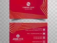 19 Free Printable Double Sided Business Card Template Free Download for Ms Word for Double Sided Business Card Template Free Download