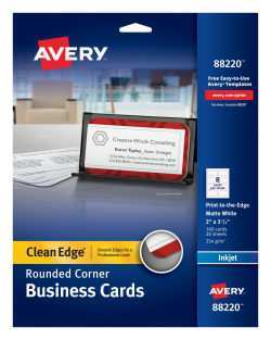 19 How To Create Avery Business Card Template 88220 Formating for Avery Business Card Template 88220