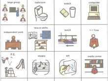 19 Standard Autism Class Schedule Template in Word by Autism Class Schedule Template