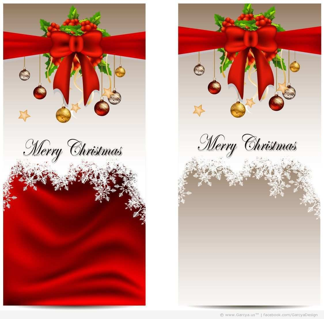 19 Standard Christmas Greeting Card Template Free Download Photo By Christmas Greeting Card Template Free Download Cards Design Templates