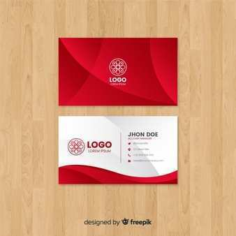 19 Standard Name Card Template Design in Word by Name Card Template Design
