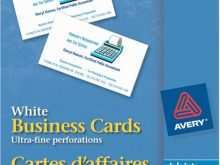 19 The Best Avery Business Card Template 08371 Photo for Avery Business Card Template 08371