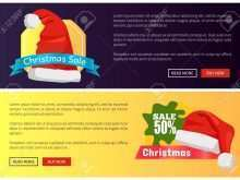 19 The Best Christmas Sale Flyer Template Download for Christmas Sale Flyer Template