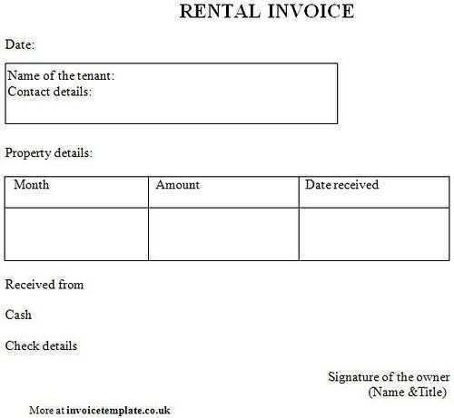 Rental Invoice Template from legaldbol.com